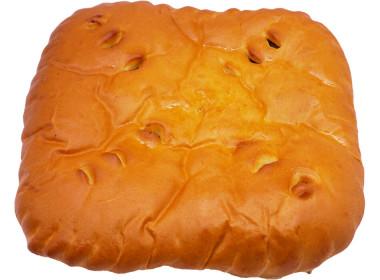 Пирог со свининой и картошкой